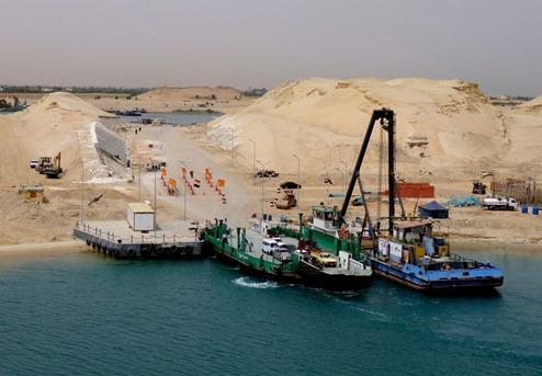 145. Suez Canal, Egypt