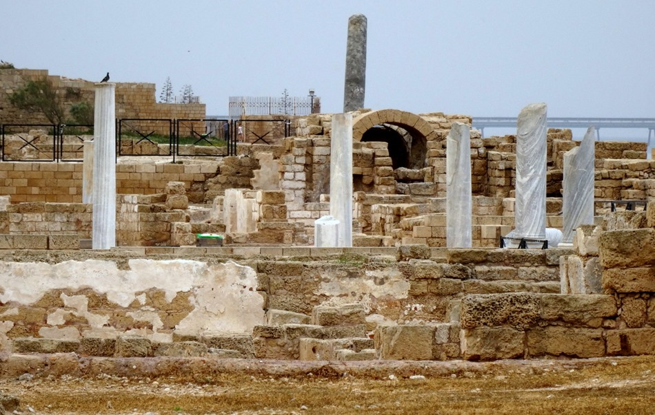 148. Haifa, Israel (Caesarea & Acre)