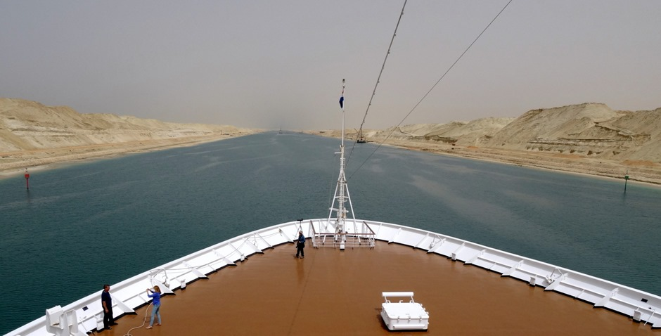149. Suez Canal, Egypt