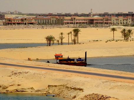156. Suez Canal, Egypt