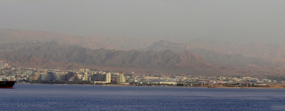 15b. al-Aqaba, Jordan (Petra & Wadi Rum)_stitch
