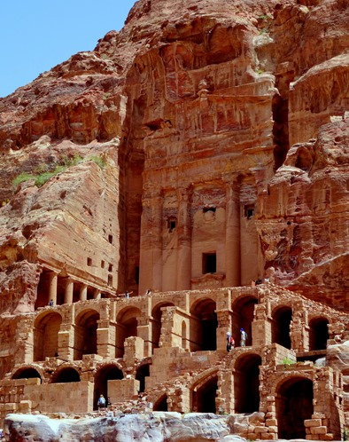 163. al-Aqaba, Jordan (Petra & Wadi Rum)