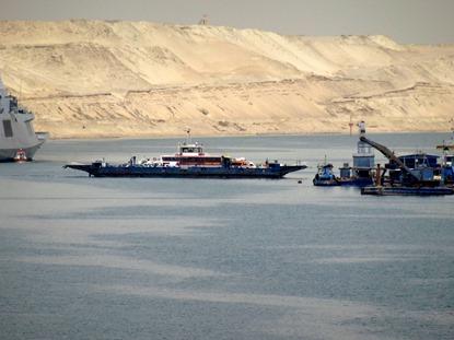 165. Suez Canal, Egypt