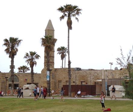 169. Haifa, Israel (Caesarea & Acre)