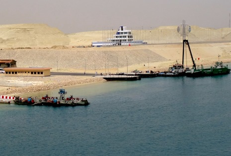 169. Suez Canal, Egypt