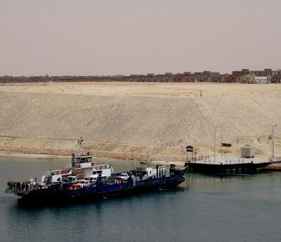 171. Suez Canal, Egypt