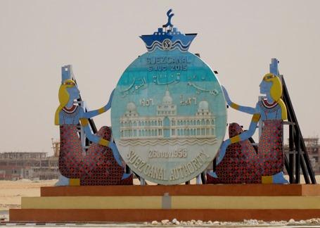 172. Suez Canal, Egypt