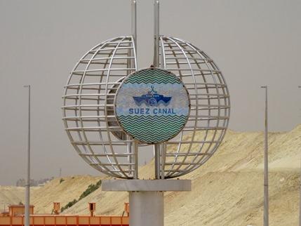 173. Suez Canal, Egypt