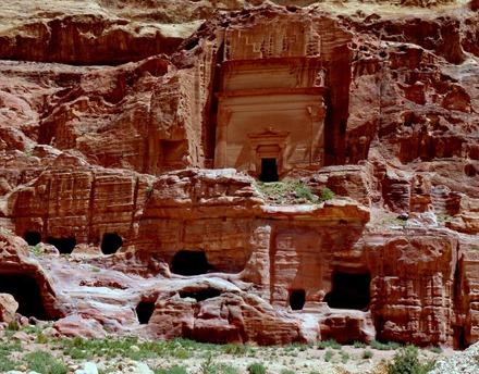 178. al-Aqaba, Jordan (Petra & Wadi Rum)