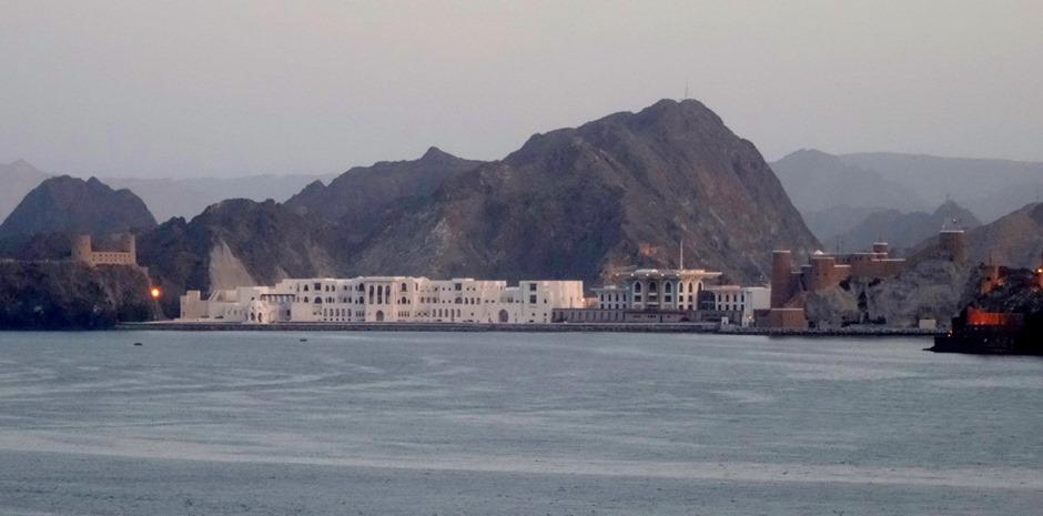 179. Muscat, Oman (sailaway)