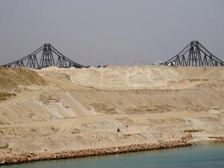 180. Suez Canal, Egypt