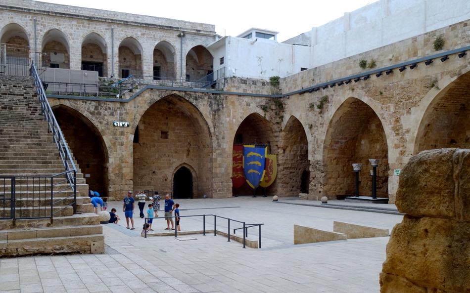 182. Haifa, Israel (Caesarea & Acre)