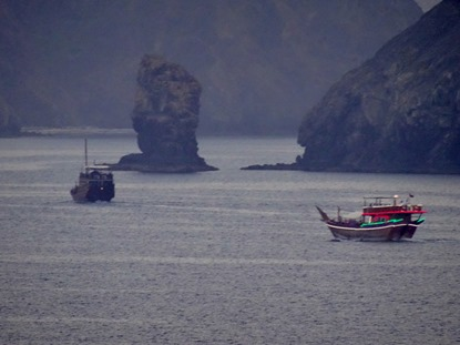 182. Muscat, Oman (sailaway)