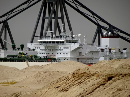 182. Suez Canal, Egypt
