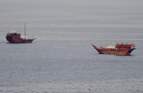 186. Muscat, Oman (sailaway)