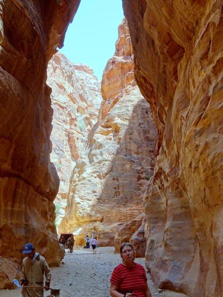 188. al-Aqaba, Jordan (Petra & Wadi Rum)