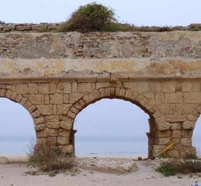 2. Haifa, Israel (Caesarea & Acre)