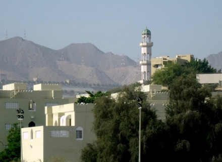 2. Muscat, Oman