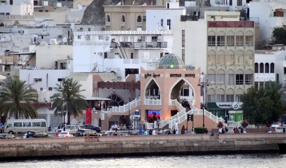 205. Muscat, Oman (sailaway)