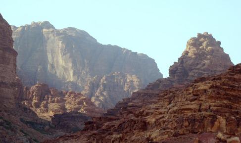 210. al-Aqaba, Jordan (Petra & Wadi Rum)