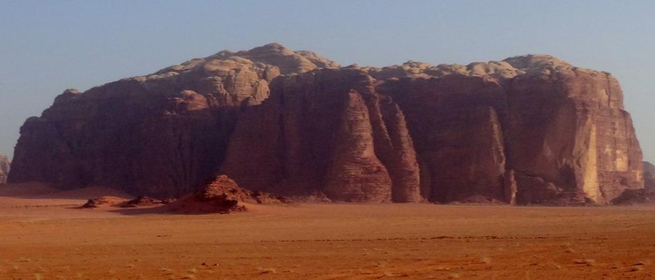 228. al-Aqaba, Jordan (Petra & Wadi Rum)