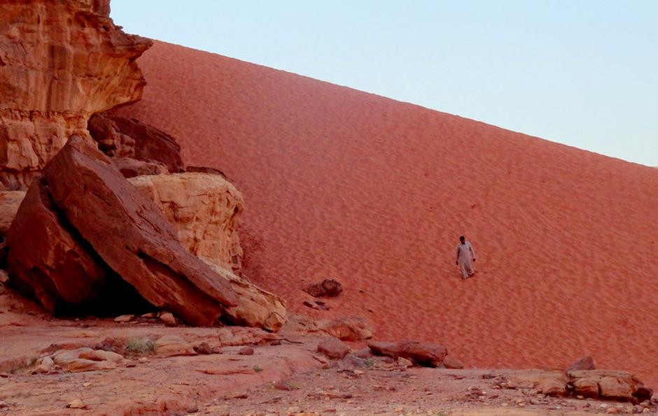 233. al-Aqaba, Jordan (Petra & Wadi Rum)