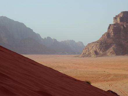 235. al-Aqaba, Jordan (Petra & Wadi Rum)