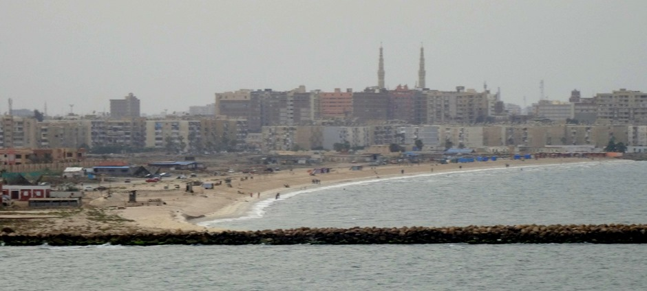 239. Suez Canal, Egypt