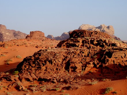 246. al-Aqaba, Jordan (Petra & Wadi Rum)