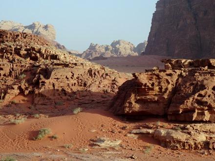 247. al-Aqaba, Jordan (Petra & Wadi Rum)