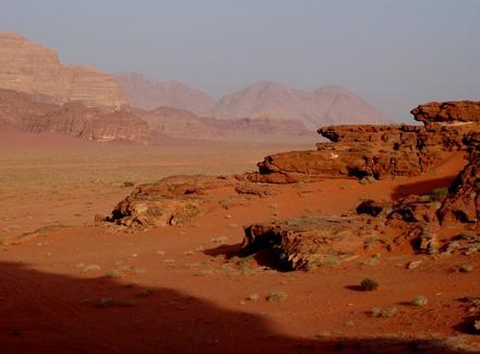 266. al-Aqaba, Jordan (Petra & Wadi Rum)