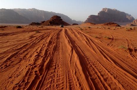 267. al-Aqaba, Jordan (Petra & Wadi Rum)