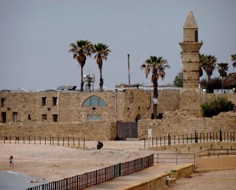 26a. Haifa, Israel (Caesarea & Acre)_stitch