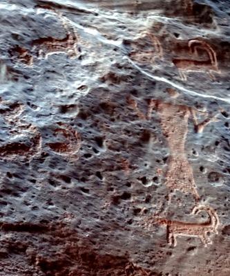 286a. al-Aqaba, Jordan (Petra & Wadi Rum)