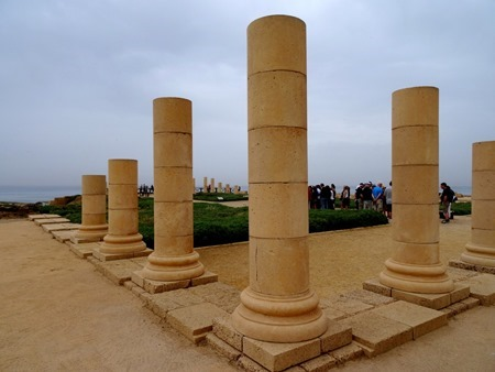 29. Haifa, Israel (Caesarea & Acre)
