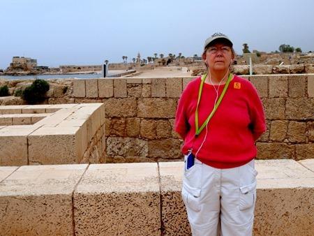 30. Haifa, Israel (Caesarea & Acre)