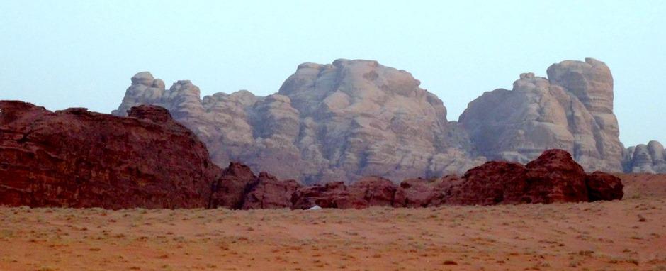 300. al-Aqaba, Jordan (Petra & Wadi Rum)