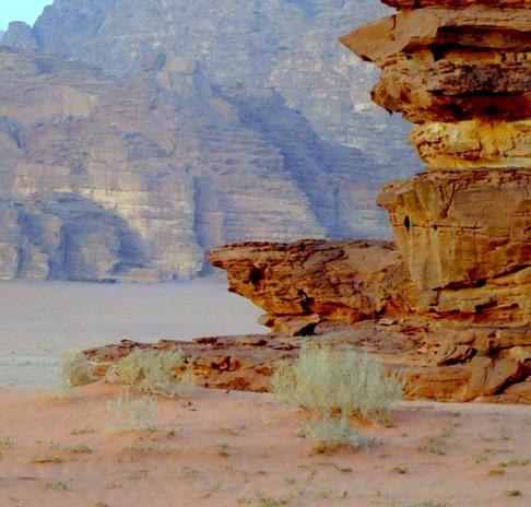 307a. al-Aqaba, Jordan (Petra & Wadi Rum)