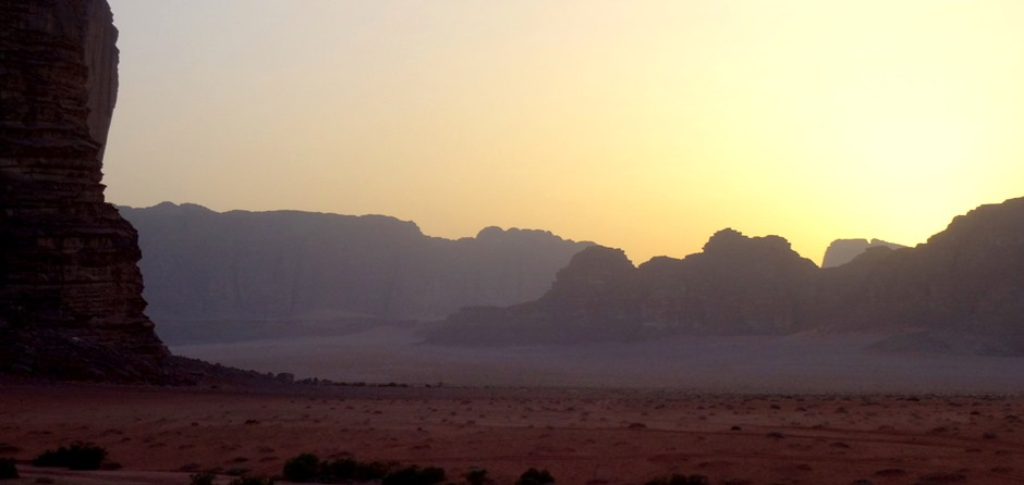 315. al-Aqaba, Jordan (Petra & Wadi Rum)