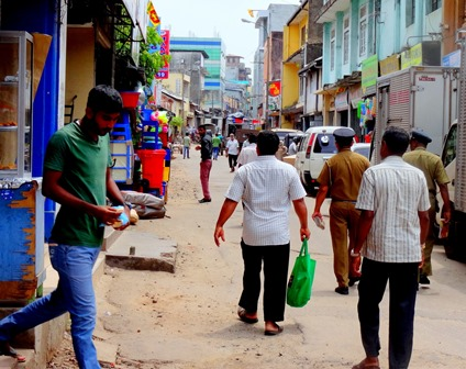 41. Columbo, Sri Lanka (Day 1)
