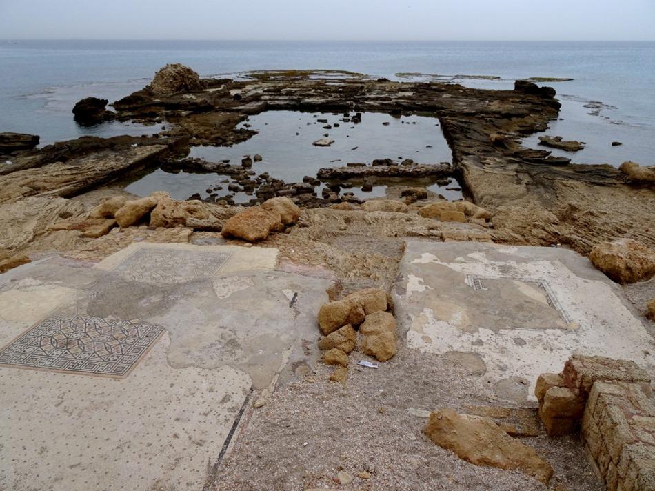 45. Haifa, Israel (Caesarea & Acre)