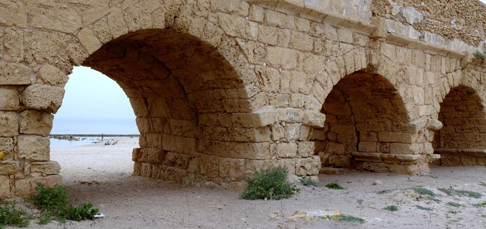5a. Haifa, Israel (Caesarea & Acre)_stitch