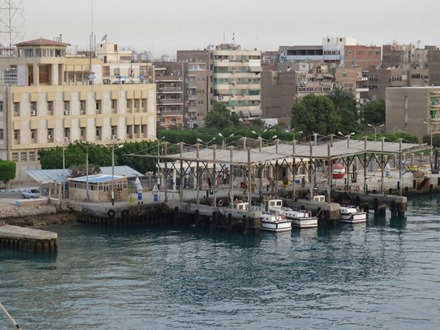 66. Suez Canal, Egypt