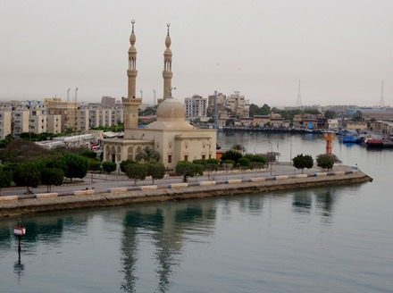 67. Suez Canal, Egypt