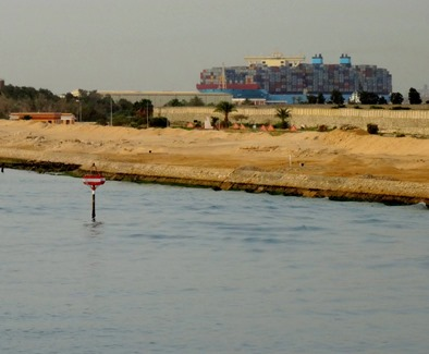 75. Suez Canal, Egypt