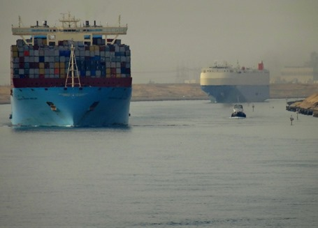 84. Suez Canal, Egypt