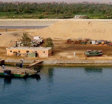 86. Suez Canal, Egypt