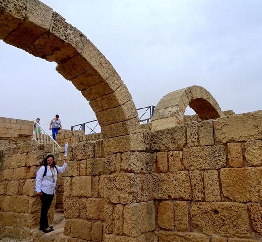 87. Haifa, Israel (Caesarea & Acre)
