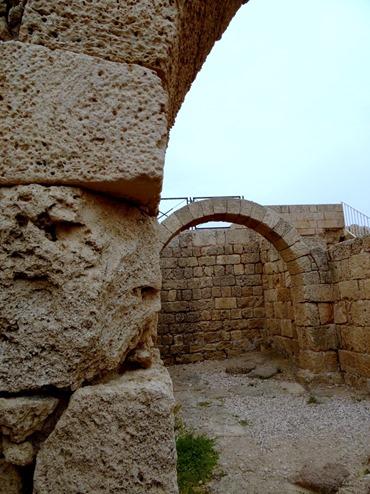 88. Haifa, Israel (Caesarea & Acre)