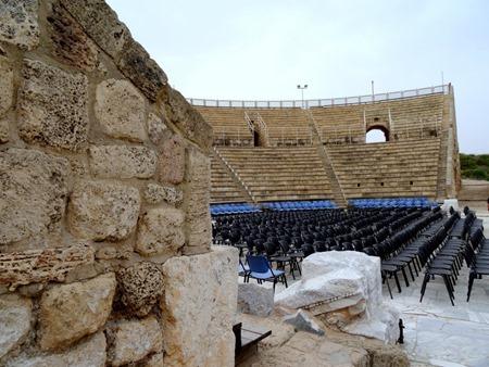 9. Haifa, Israel (Caesarea & Acre)
